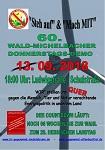 60. Wald-Michelbacher Donnerstags-Demo am 13. September 2018
