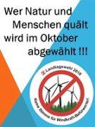 """Demonstration """"Für eine  vernünftige Energiepolitik in Hessen"""" am 22. September in Wiesbaden"""