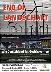"Kino-Dokumentarfilm ""End of Landschaft"" am 03. und 04. April in Marburg"