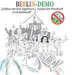 Demo am 23. Mai in Berlin um 14:30 Uhr vor dem Bundeskanzleramt