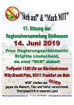 Demo am 14. Juni in Frankfurt zur Sitzung der Regionalversammlung Südhessen