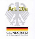 Blog: Energieverfassungsrecht  – Artikel 20a Grundgesetz