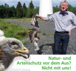 """""""LIZENZ ZUM TÖTEN?"""" Natur- und Artenschutz vor dem Aus? Unterstützen Sie die Kampagne der NI!"""