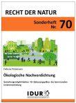Buchtipp: Ökologische Nachverdichtung – Gestaltungsmöglichkeiten für Bebauungspläne der kommunalen Innenentwicklung